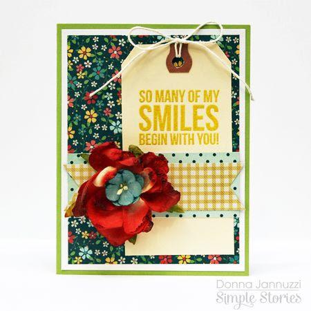 So Many Smiles by Donna Jannuzzi