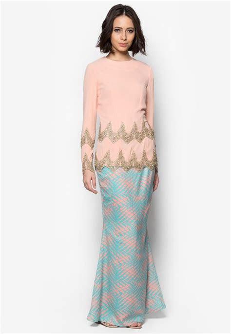 jluxe jane baju kurung  zalora malaysia hari