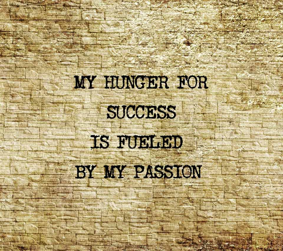 Quotes About Hunger To Success 16 Quotes