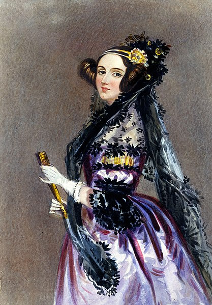 File:Ada Lovelace portrait.jpg - Wikimedia Commons