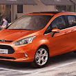 Review: New Ford B-Max 2013