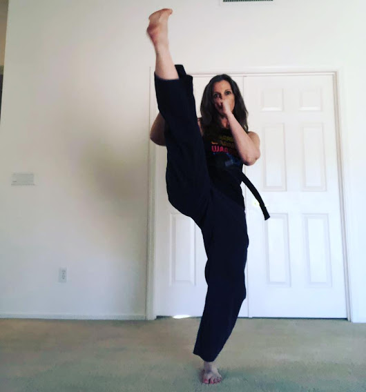 Kick-Start Your Life - The Martial Arts Woman