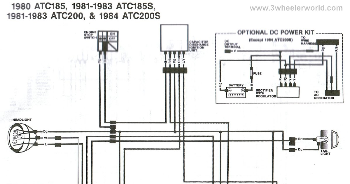 1988 Wildcat Wiring Diagram