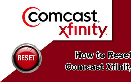 Tips to Recover and Change Comcast/Xifinity Password