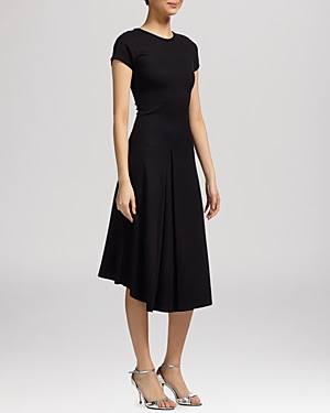 Whistles Eleanor Circle Cut Dress