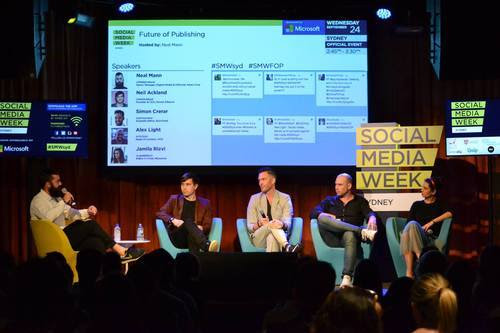 10 Top insights for 2015 from Social Media Week Sydney