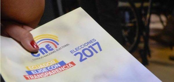 Comienza la campaña electoral rumbo a la segunda vuelta de los comicios en Ecuador.