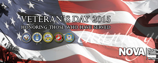 Veteran's Day: honoring those who have honored us