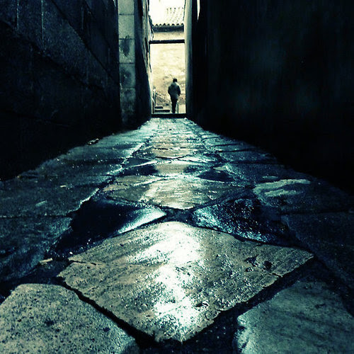 ~Picture it & Write! - Dark Alley