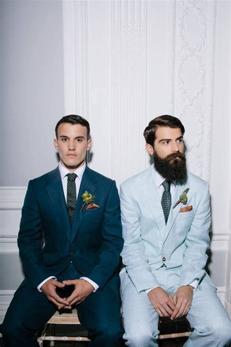 Best 25  Gay men weddings ideas on Pinterest   Weddings