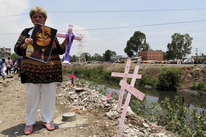 En el Estado de México se han registrado 14 feminicidios en lo que va del mes de julio. Foto: Cuartoscuro