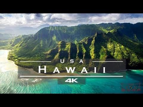 Hawaii, USA by Drone
