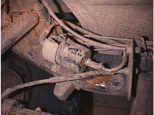 94 Jeep Wrangler Fuel Filter