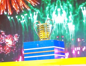 Taça Copa NE (Foto: Aldo Carneiro/Pernambuco Press)