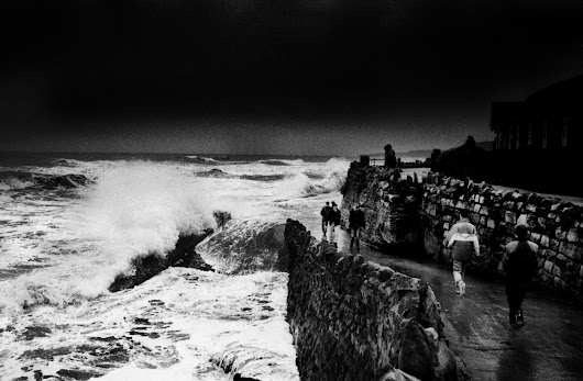 From the Archive: Rough Weather | Richard Flint Photography