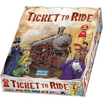 Days of Wonder - Ticket to Ride - board game, strategy game