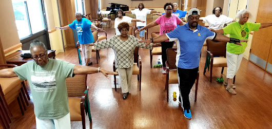 Get a 'Leg Up' on Falls Prevention