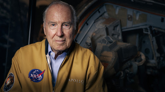 Meeting Capt. Jim Lovell
