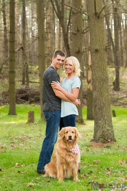 Lindsey & Mike Engagement Session | Beaver Creek State Park | Ohio Wedding Photographer