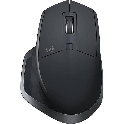 Logitech MX Master 2S - Wireless Mouse - Graphite