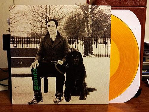 Games - S/T LP - Gold Vinyl (/200) by Tim PopKid