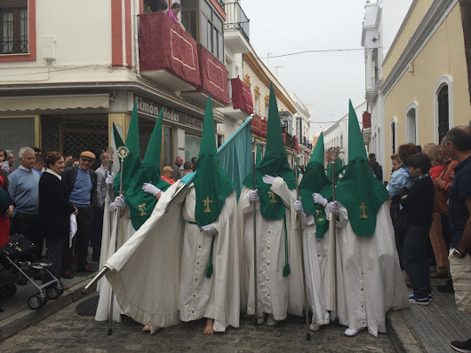 What Happens At Easter In Ayamonte? ~ Casa Chambers.