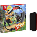 Ring Fit Adventure with Free Switch Protective Case - Nintendo Switch