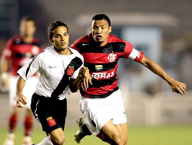 Morais e Jônatas, Vasco e Flamengo.