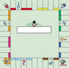 Editable Monopoly Property Cards | Ideas for me | Pinterest | Game ...