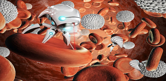 Meet the nanomachines that could drive a medical revolution