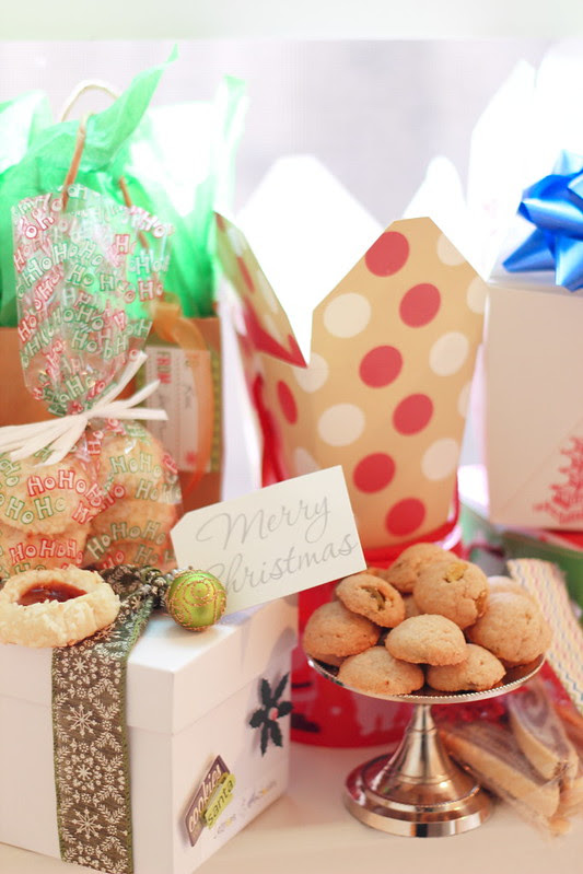 cookies gift boxes