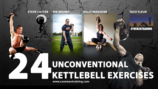 24 Unconventional Kettlebell Exercises You Didn't Know!