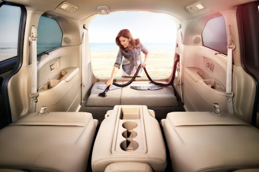 Honda May Expand Onboard Vacuum Cleaner to All Odyssey Minivans | Edmunds.com