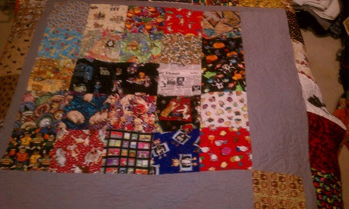 The back of my new quilt. by aviva_hadas (Amy)