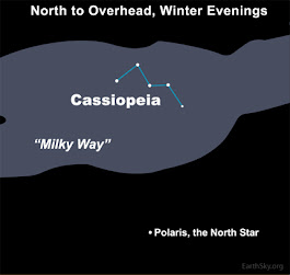 Cassiopeia, Queen of the north | EarthSky.org