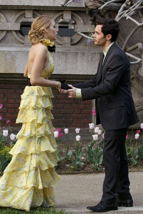 Serena van der Woodsen wearing Ralph Lauren and Dan