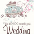 Win £10,000 Pounds towards your Dream Wedding - Competitions 4 Free