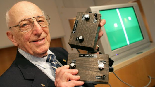 Who was Ralph Baer who changed technology forever?