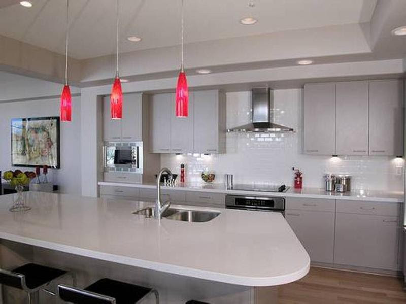 Kitchen Ceiling Lights Placement