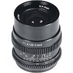 SLR Magic 25mm f/1.4 Hyperprime Full Frame Cine Lens (Sony E Mount)