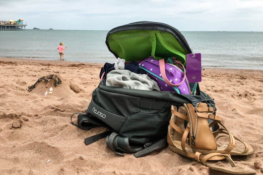 Best rucksack for travelling: Osprey Farpoint 40 backpack review - Tin Box Traveller