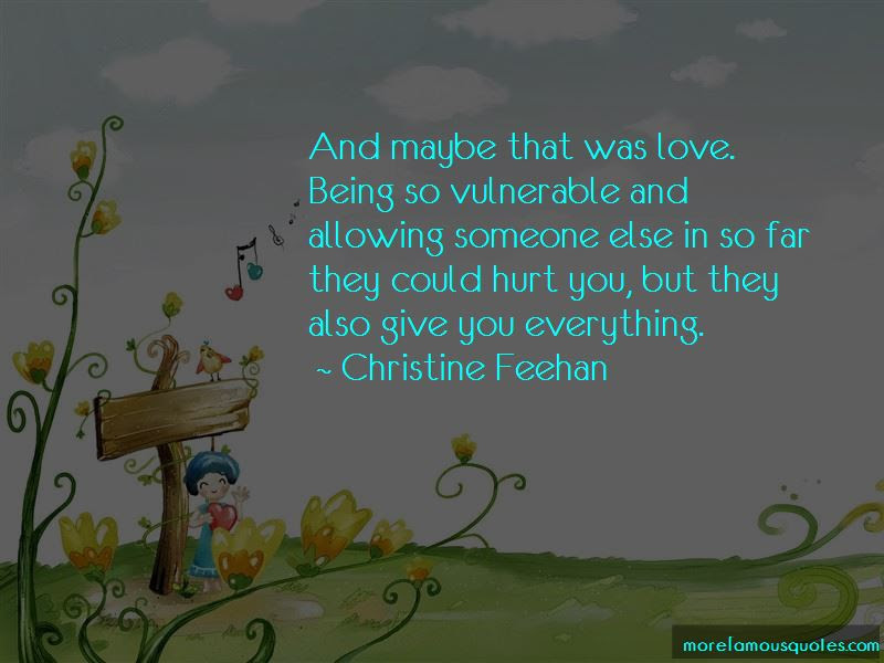 Quotes About Someone You Love Being Hurt Top 20 Someone You Love