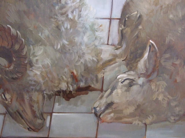 gumeniuk family sheep