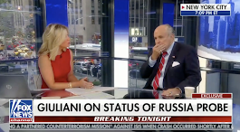 Giuliani Mocks FBI, Mueller — Asks For The Hillary Clinton Treatment