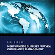 Merchandise Supplier Survey: Compliance Management - RVCF