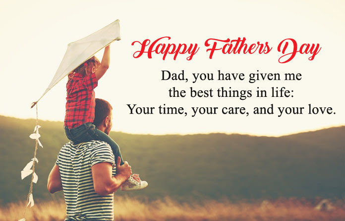 Hindi Shayeri Fathers Day Images From Daughter To Dad