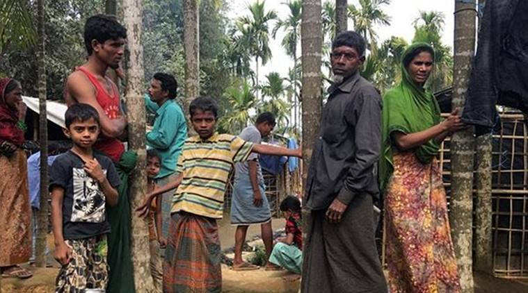 Myanmar Rohingya Ethnic Cleansing, Rohingya Ethnic Cleansing, Ethnic Cleansing Rohingya, UN rights official, Andrew Gilmour, World News, Latest World News, Indian Express, Indian Express News