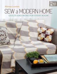Martingale - Sew a Modern Home (Print version + eBook bundle)