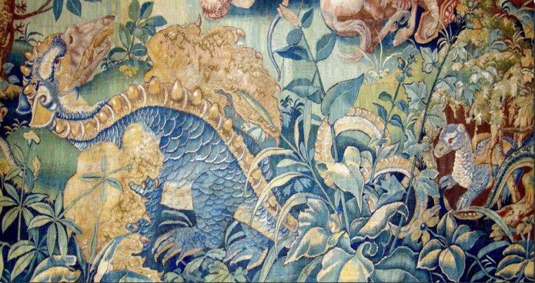 Representação tapeçaria