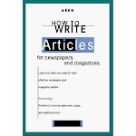 How To Write Articles For Newspapers And Magazines Arcos Concise Wri